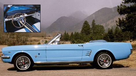 1966 HCS Columbine Blue