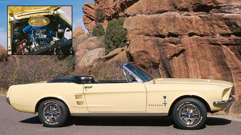 1967 HCS Aspen Gold