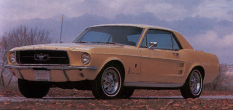 1967 Apspen Gold Coupe