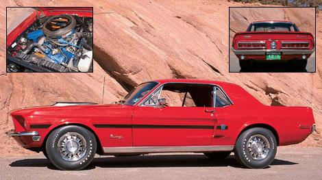 1968 HCS Dark Red