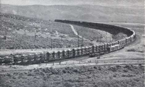 Mustang Train